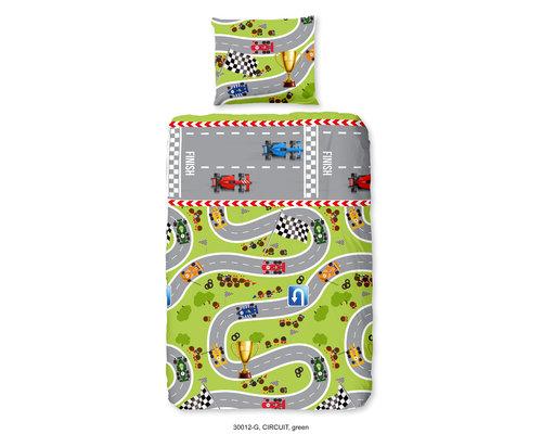 Good Morning Kinderdekbedovertrek Formule 1 circuit