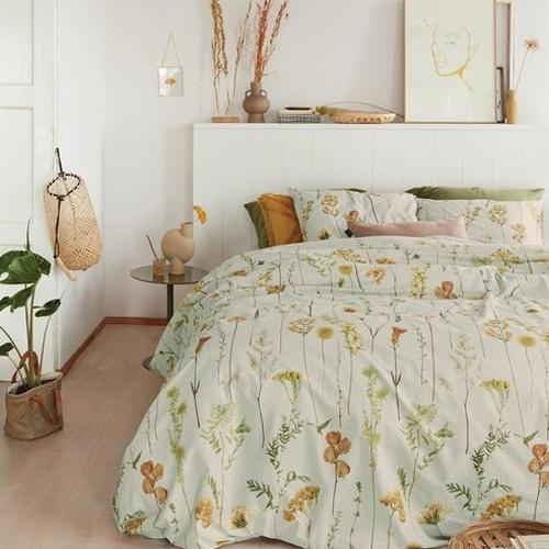 rustige slaapkamer dekbedovertrek Carlo Dreamhouse