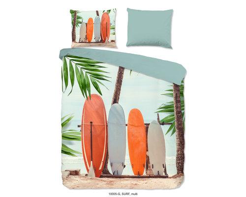 Good Morning Dekbedovertrek Vintage surf