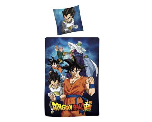 Dragon Ball Z Dekbedovertrek Vegeta