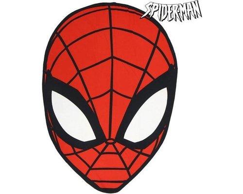 Marvel Spiderman face strandlaken 130 cm