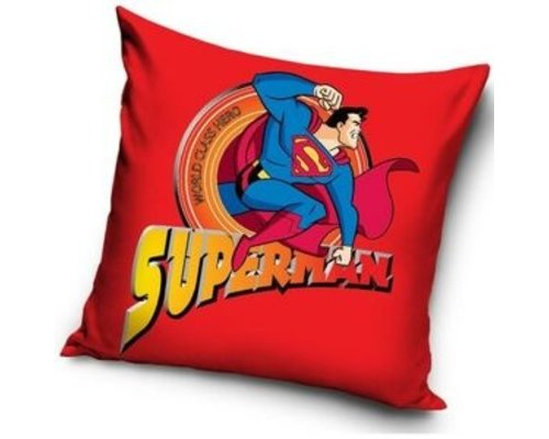 Superman sierkussen