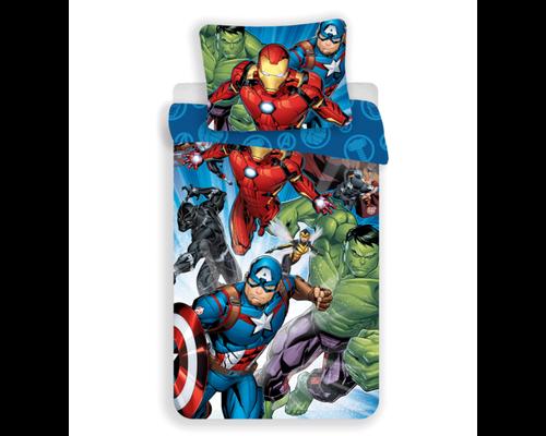 Marvel Avengers Dekbedovertrek Victory