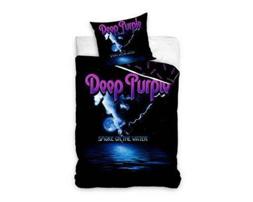 Deep Purple dekbedovertrek  140x200 cm