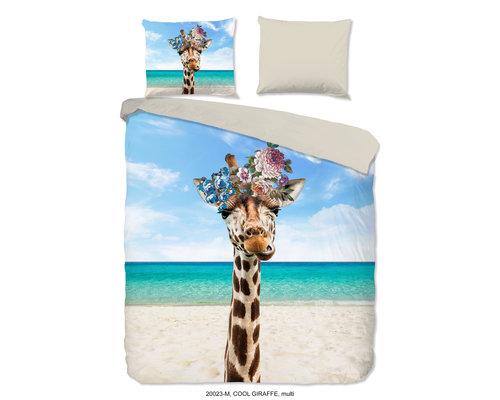 Pure Dekbedovertrek Giraffe