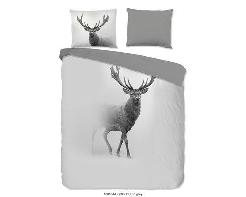 Pure Dekbedovertrek Grey Deer