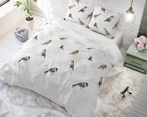 Sleeptime Dekbedovertrek Vogels