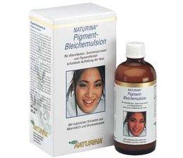 Special Offer 2 X Naturina Pigment Bleaching Emulsion 100 ml Per Unit ( 49,95 per 100 ml )