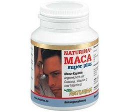 Naturina® Maca Super Plus 700 mg Capsules 60 Pcs.