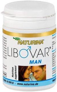 Naturina® Libovar Man Capsules 30 Pcs.
