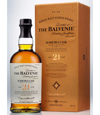 Balvenie 21 Years Old Madeira Cask