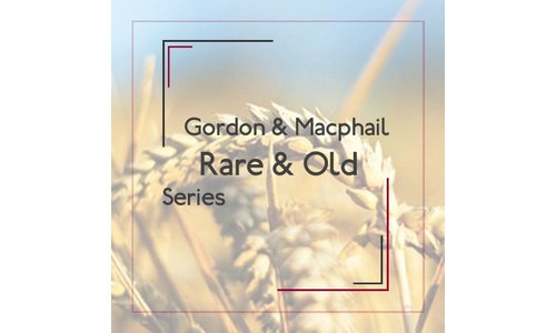 Gordon & MacPhail Rare & Old Series