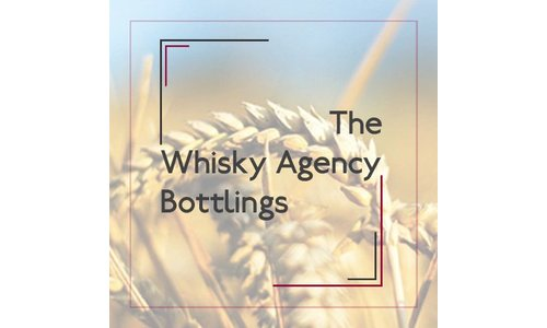 The Whisky Agency bottlings