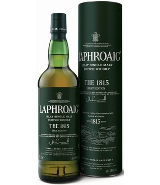 Laphroaig The Legacy 1815 Edition