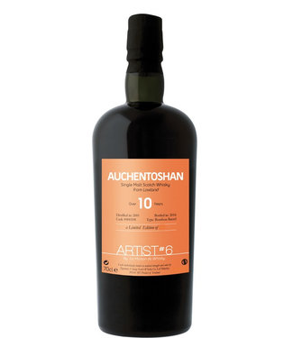 Auchentoshan 2001 Over 10 Years 6th Edition 54,6%
