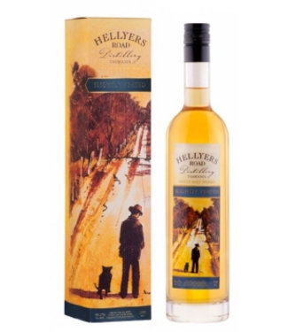 Hellyers Hellyers Road Slightly Peated 0,70 ltr 46,2%