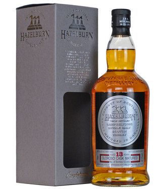 Hazelburn 13 Years Old Oloroso Cask Matured