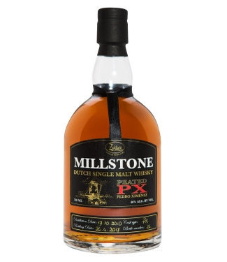 Millstone Single Malt Peated PX