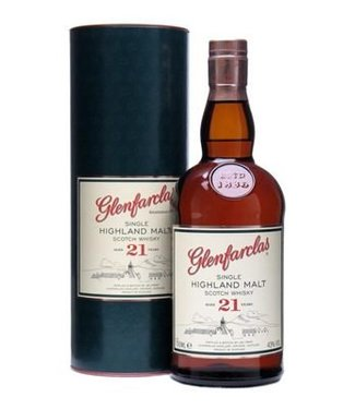 Glenfarclas 21 Years Old