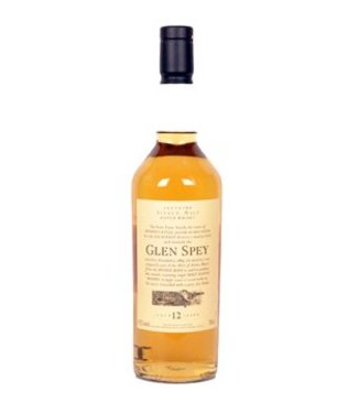 Glen Spey 12 Years Old Flora & Fauna