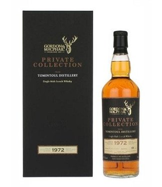 Tomintoul Tomintoul 1972 Private Collection Gordon & Macphail