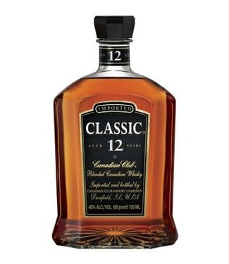 Canadian Club Canadian Club 12 Years Old Classic 0,70 ltr 40%