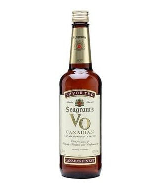 Seagram's VO Liter