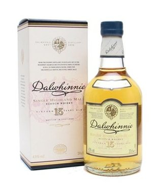 Dalwhinnie 15 Years Old 0.20 ltr