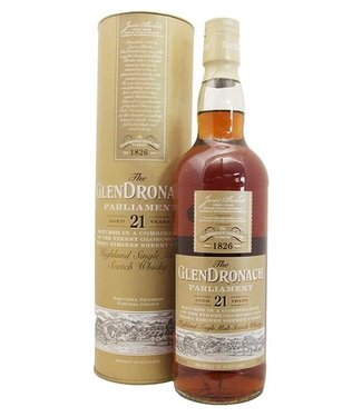 Glendronach 21 Years Old Parliament 2020 Release