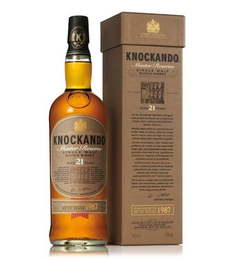 Knockando 21 Years Old Master Reserve