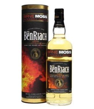 Benriach Birnie Moss intensly Peated