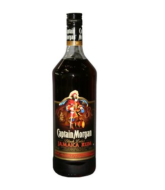 Captain Morgan Black Liter