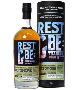 Octomore 7 Years Old 2008 Rest & Be Thankful Cask 2008000908