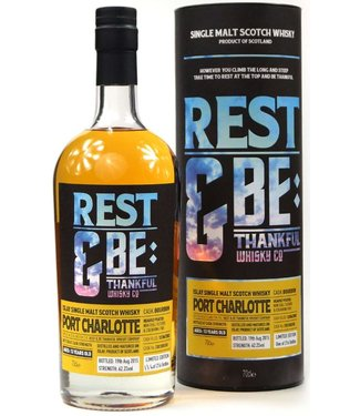 Port Charlotte 13 Years Old 2002 Rest & Be Thankful Cask 2002000300