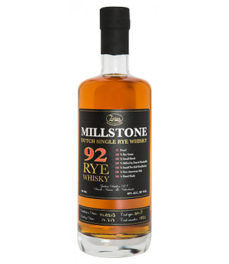 Millstone Millstone 92 Rye Black Label