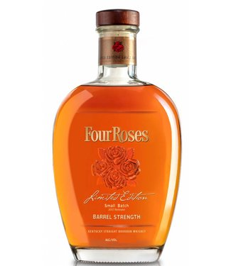 Four Roses Small Batch Barrel Strength 2017 Release