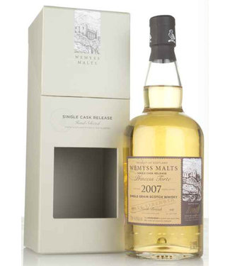 Princess Torte 2007 North British Grain Wemyss Malt