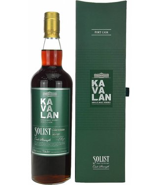 Kavalan Solist Port Cask 56,3%