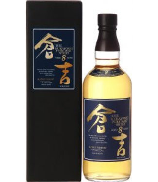 Kurayoshi 8 Years Old Pure Malt