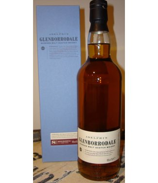 Adelphi Glenborrodale 8 Years Old Batch 5