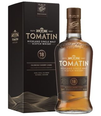 Tomatin 18 Years Old