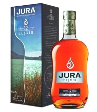 Isle of Jura 12 Years Old Elixir