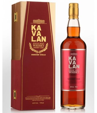 Kavalan Ex Sherry Oak 46%