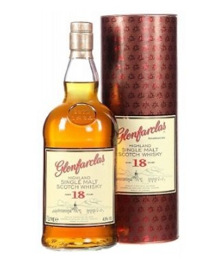 Glenfarclas 18 Years Old Liter