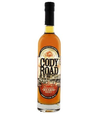 Cody Road Cody Road Single Barrel Bourbon Whiskey 0,50 ltr 52,5%