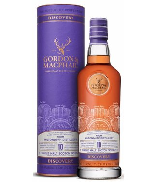 Miltonduff 10 Years Old Gordon & MacPhail Discovery
