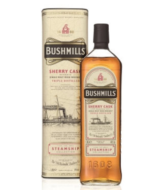 Bushmills Steamship Sherrycask
