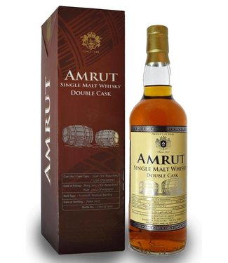 Amrut Double Cask 2017 Edition