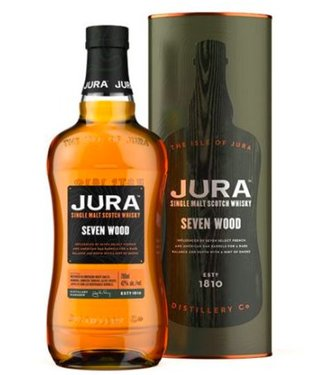 Isle of Jura Seven Woods