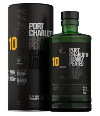 Port Charlotte 10 Years Old  Heavily Peated